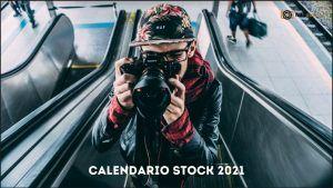 calendario stock 2021